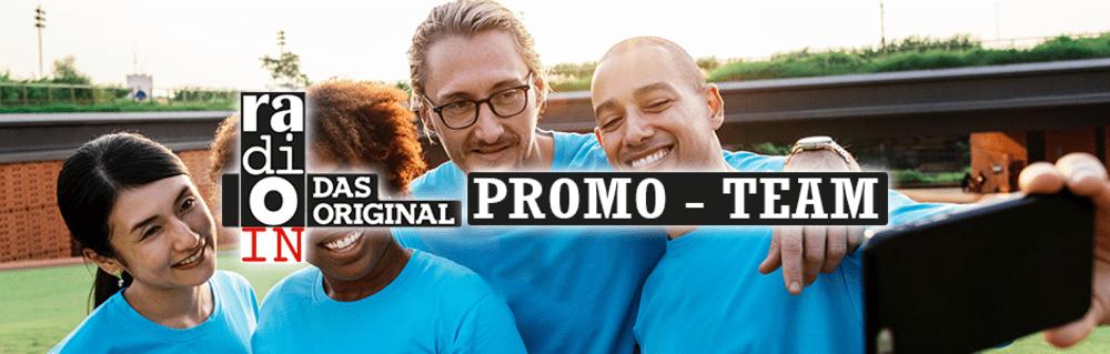 Bewerbung Promotion Team Radio In Das Original
