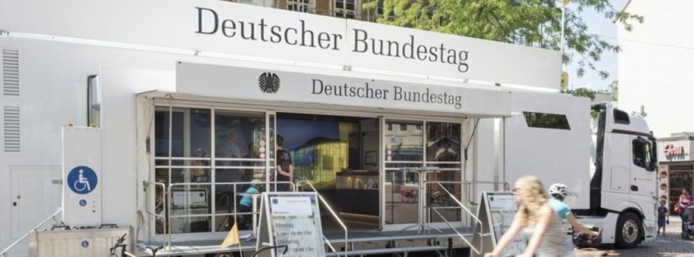 © Foto: Deutscher Bundestag/ Jörg F. Müller