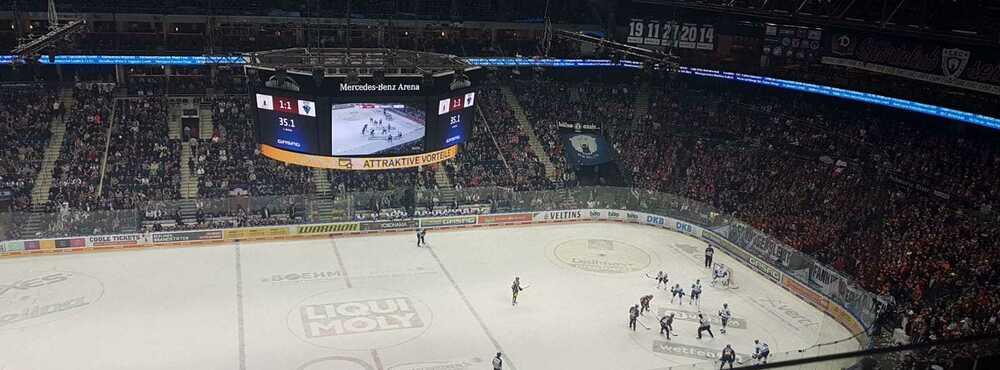 Berlin, ERCI, Eishockey, , © Benedikt Zipperer