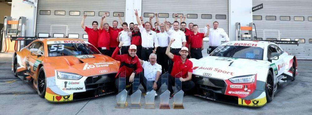© Foto: Audi Motorsport
