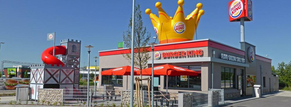 © Bild: Burger King