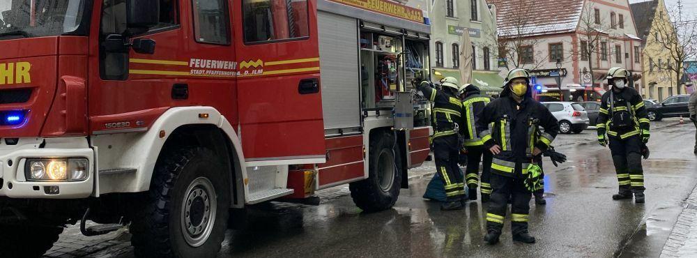 Feuerwehreinsatz Nürnberg Gestern