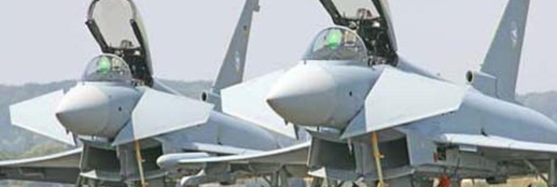 © Bundeswehr_Luftwaffe_Eurofighter